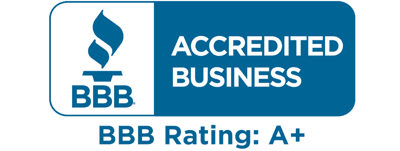Chandler Glass Company - BBB A+ Rating