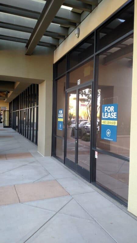 Commercial Glass Services Phoenix Glass Doors Glass Repair