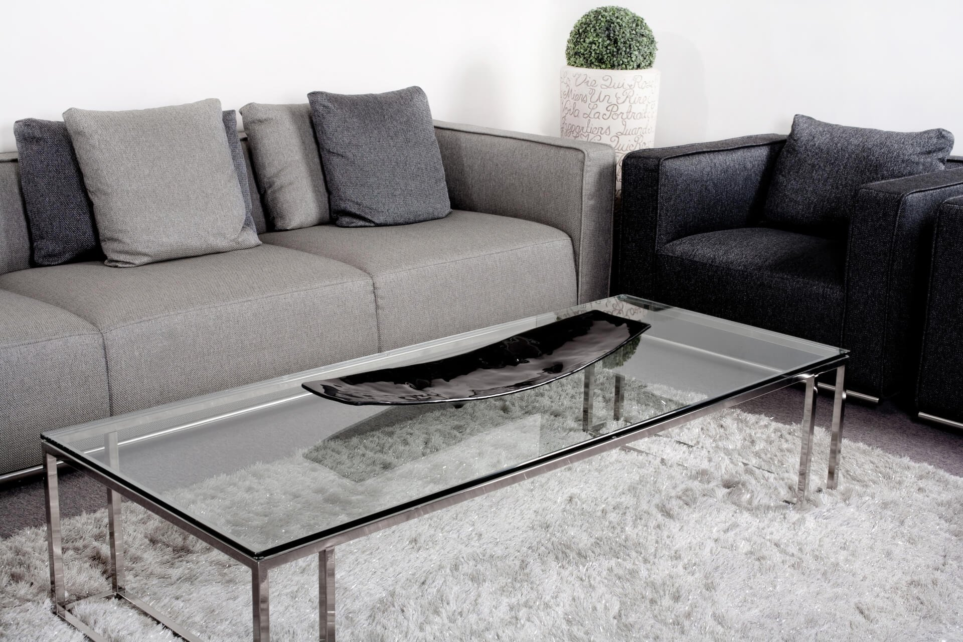 Aside From Being An Additional Protection For Your Furniture Glass Tabletops Can Make Table Appear